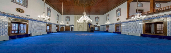 THE IMPORTANCE OF COLOR AND PATTERN WHEN CHOOSİNG A MOSQUE CARPET